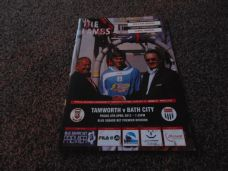 Tamworth v Bath City, 2011/12